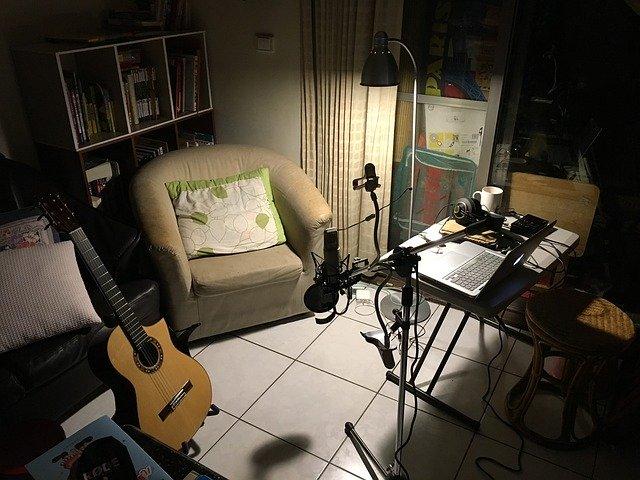 Home Recording Studio for Voice Over Recordking